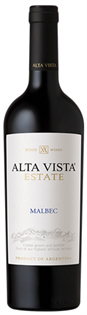 Alta Vista Malbec Estate 2013 750ml